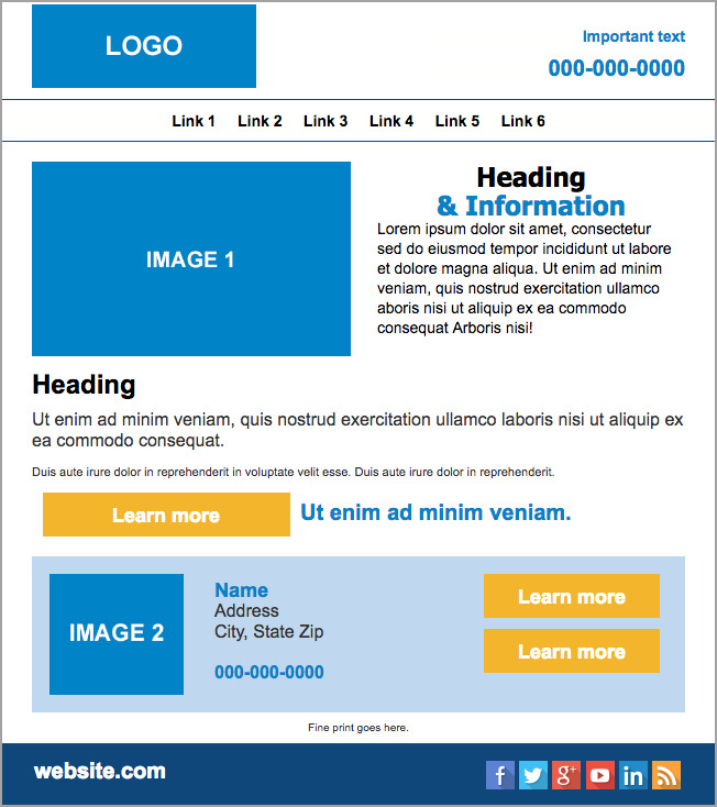 Layout Wireframe 16